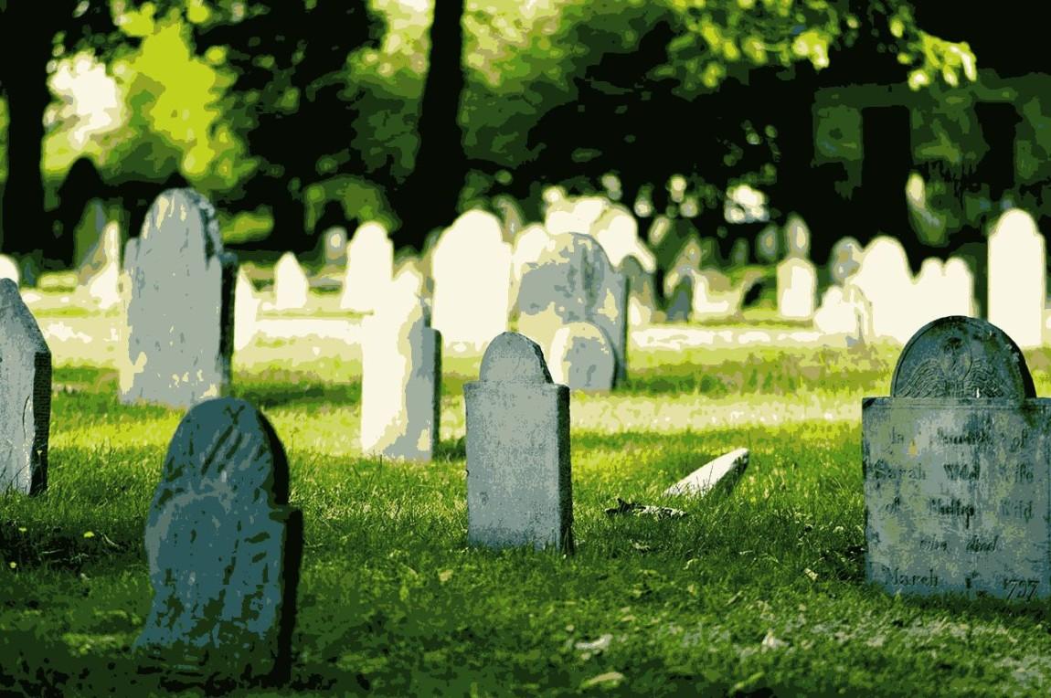 всего, это сон про кладбище что значит того